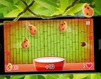 App Game - Gocciole Pavesi - Tazza Pazza