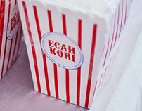 Pop Corn - #ecahkori