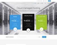 CloudHost -  Best Hosting WordPress Theme
