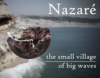 Little project of a Smal Village with a big waves