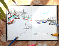 TRAVELLING JOURNAL | Muscat- Chennai
