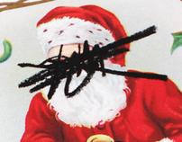 """Nous avons le Père Noël (""""We have santa claus"""")"""