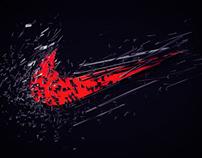 Nike shatter