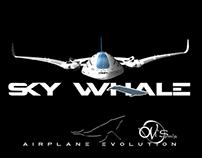 "AWWA ""Sky Whale"" Concept Plane"
