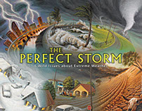Poster Design - The Perfect Storm
