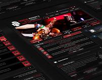 charliewrights.com-Venue - Bar - Restaurant Web Design