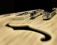 The Six Strings Lover || Photography