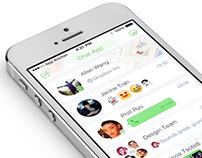 Chat App Concept