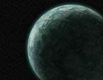 Planets & Space Landscapes