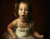 first ballerina dress