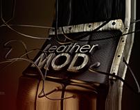 Leather Box - 3D Illustration