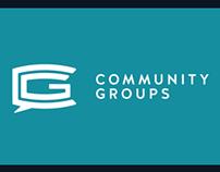 Community Groups Logo Design