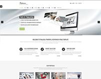 Thalassa Extensive HTML5 Template