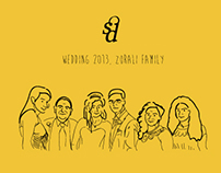 Wedding 2013, Zorali Family