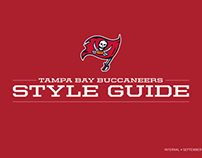 2013 Tampa Bay Buccaneers Style Guide