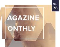 BRAND / magazine monthly