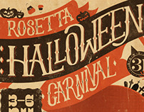 Rosetta Halloween Carnival