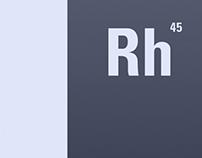 Raindrops / Rhodium