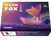Moon Fox Model Kit