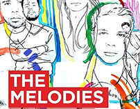 Poster. The Melodies