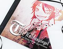 TILL EULENSPIEGEL : Illustration book