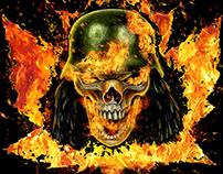 Slayer tour tees 2013