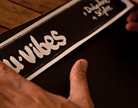 U-VIBES handmade design