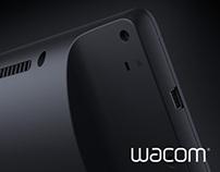 WACOM Campaign shots
