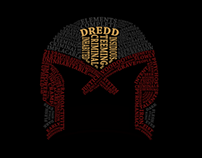 Judge Dredd Typography