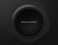Bang & Olufsen - Minimal Poster Series