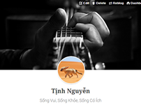 Tinh.im - My Tumblr Theme