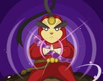 OONi Battle Character Art