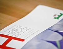 Koninklijke Grolsch | Internal corporate magazine