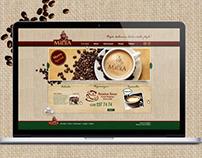 Cafe Mırra Web Site