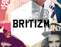 Britizm project