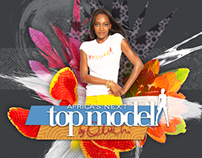 Campaign Microsite : Africa's Next Top Model
