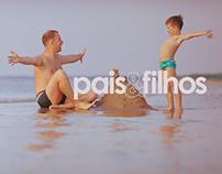 Pais & Filhos /Website
