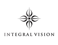 Integral vision logo and corporate identity