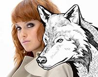 NAF NAF Paris // Wolves