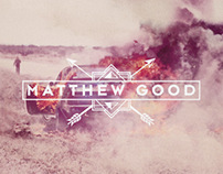 Matthew Good 'Arrows of Desire' Album and Merch Design