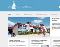 Wmo en Wonen Noord-Holland