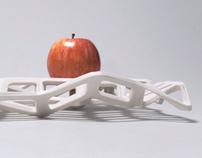 Skeletal Fruit Tray / Bandeja de Frutas Skeletal