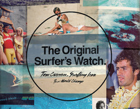 The Original Surfers Watch