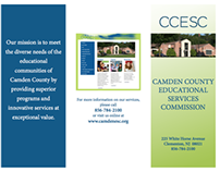 Camden County Educational Services Commission Brochure