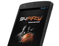 94Fifty Basketball App