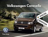 Volkswagen Caravelle - Web Site