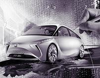 Vince Fraser - Toyota Prius