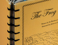 The Frog King Book
