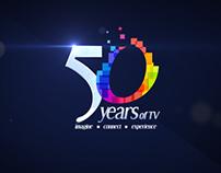50 Years of TV
