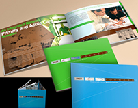 Annual Reports: Print, Web, Email Design